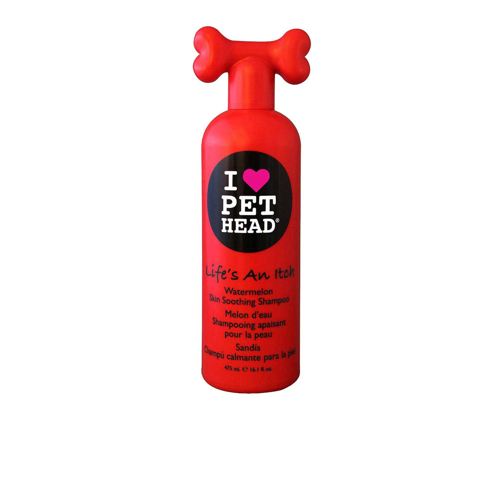 Pet Head Life's An Itch Shampoo 475ml Watermelon