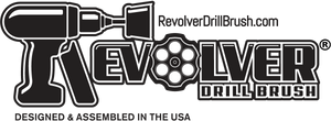The Revolver Drill Brush