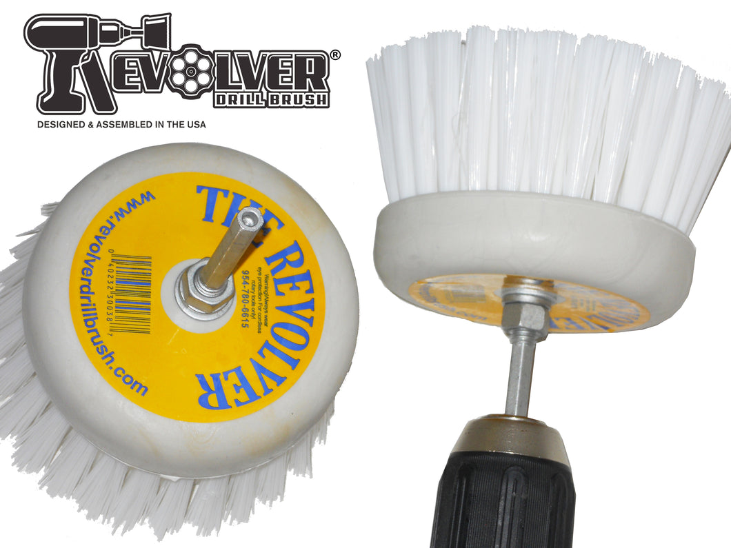 REVOLVER DRILL BRUSH® - 2 Pack