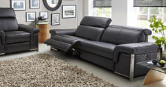 Focal: 3 Seater Electric Recliner