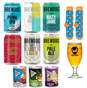 Brewdog Christmas Stocking Filler - Bier Nuts
