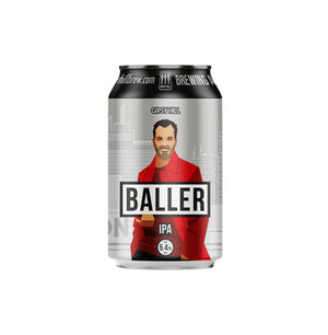 Gipsy Hill Baller 5.4% - 4 Pack - Bier Nuts