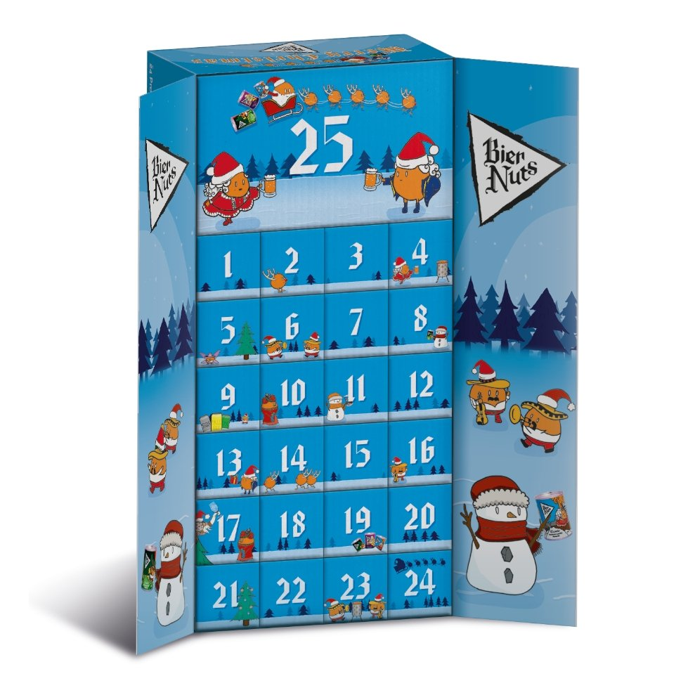 The Ultimate Craft Beer Advent Calendar 2020 - Bier Nuts