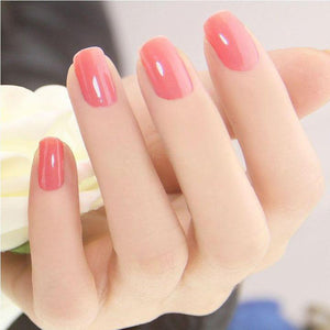 Pink Armor Protective Nail Gel