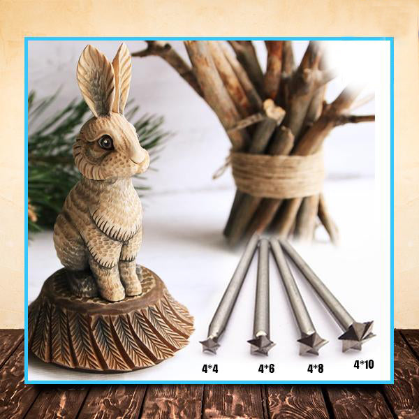 CarveStar Wood Carving Drill Bit