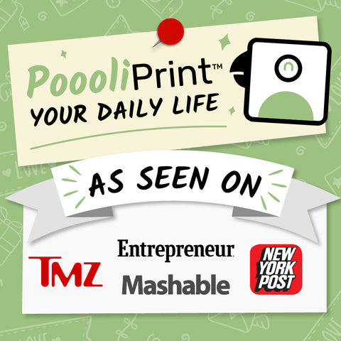 poooli as seen on tv graphic