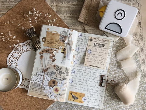 scrapbooking pocket printer