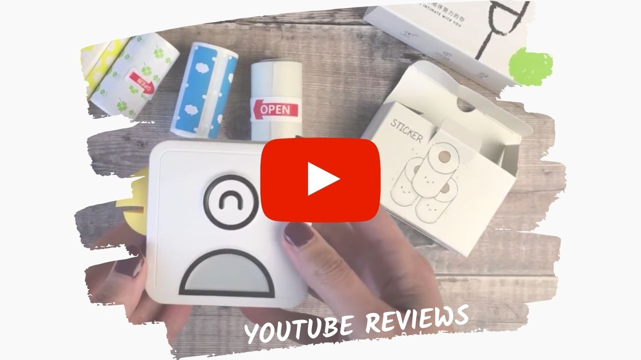 poooliprinter youtube video reviews