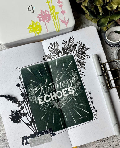 scrapbooking is common use for inkless printers