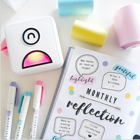 space and quiet bullet journaling