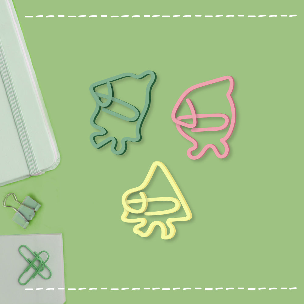 poooli paper clips