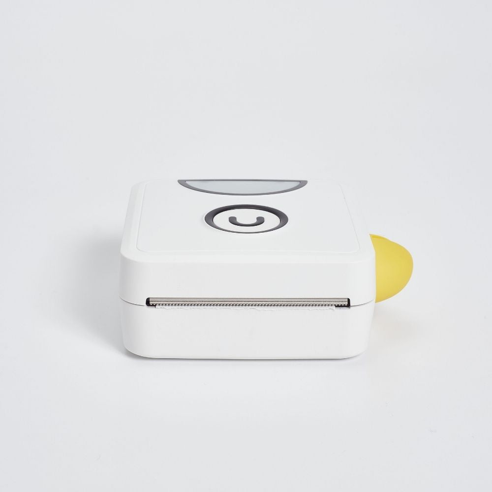 top of poooliprinter l1 yellow