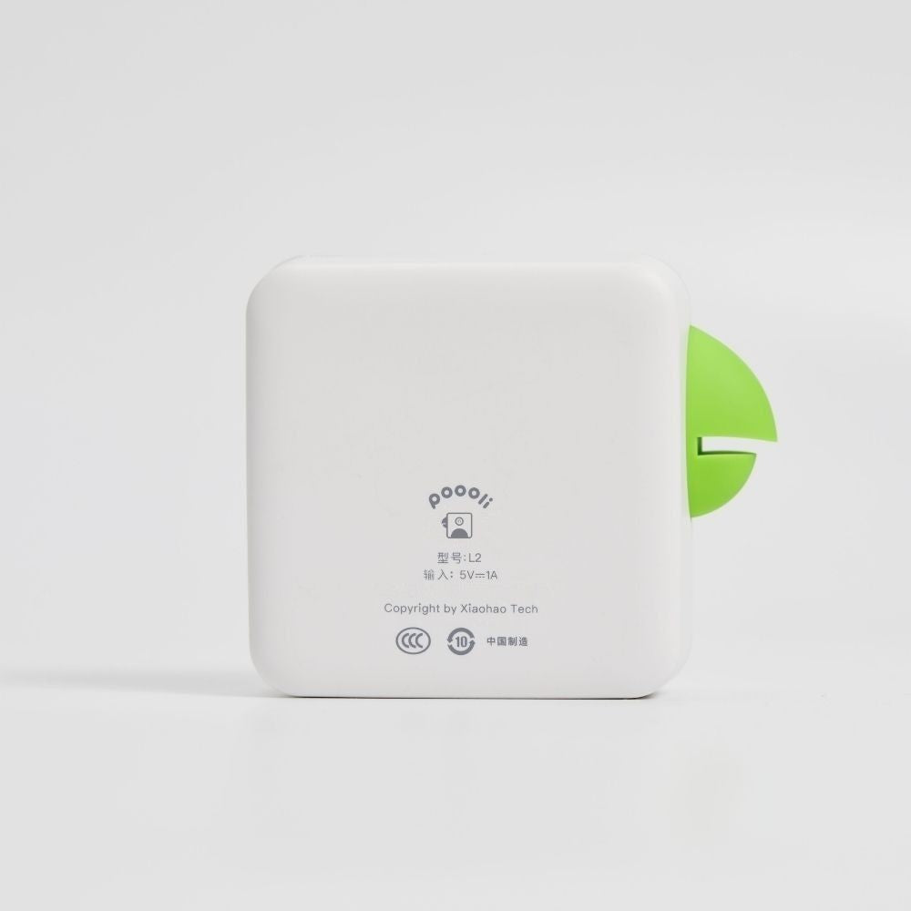 poooliprinter l2 green back