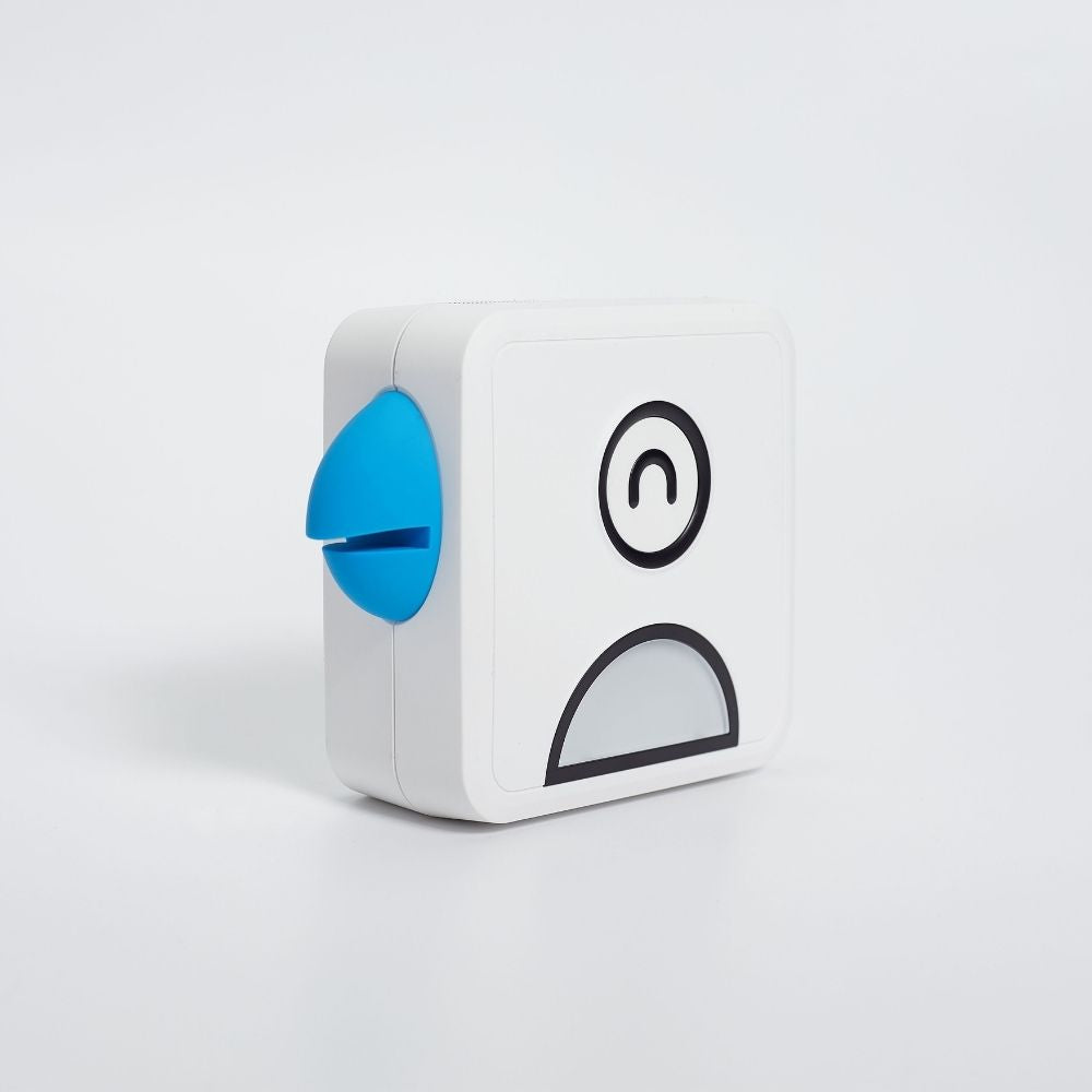 poooliprinter l2 blue face