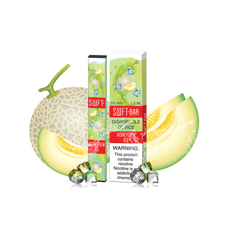 SWFT Bar Disposable Device Honeydew Ice
