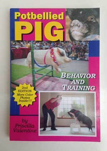 Potbellied Pig Behavior & Training