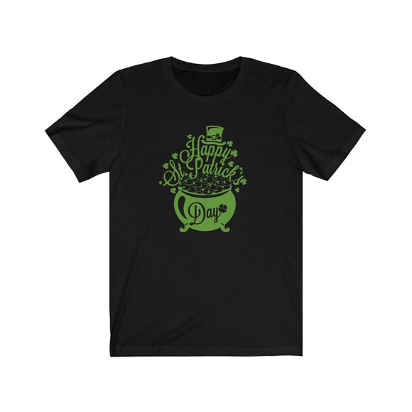 St. Patrick's Day Shirts Unisex Jersey Short Sleeve Tee - FireCreekMercantile