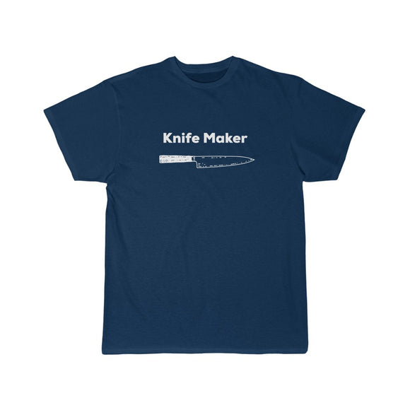 Knife Maker Men's Short Sleeve Tee - FireCreekMercantile