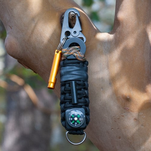 Clip-On Multi Function Survival Tools