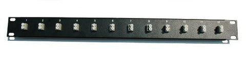 12 Port - Fiber Patch Panel - Multimode
