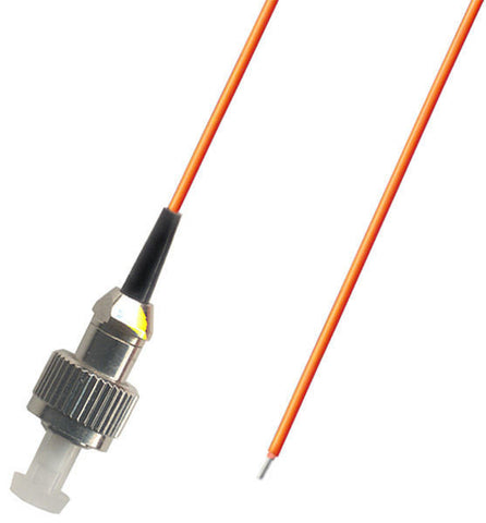 50/125 FC MULTIMODE SIMPLEX UPC 1M FIBER OPTIC PIGTAIL