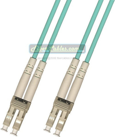 OM4 - 40Gb Multimode (50/125) - Duplex - Fiber Optic Cable - LC to LC