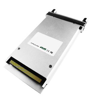 10GBASE-DWDM XFP Transceiver - 1554.13nm Wavelength Compatible With Extreme Networks