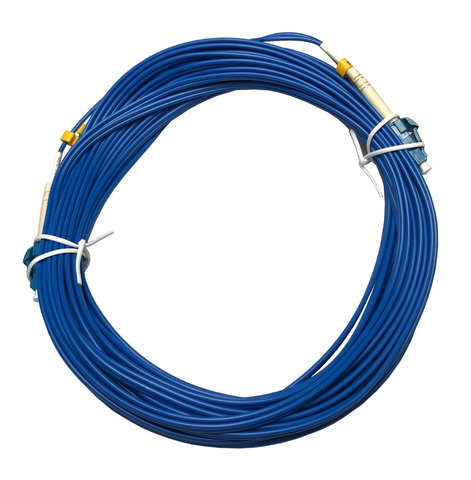 OS2 - Bend Insensitive Singlemode (9/125) - Duplex - Fiber Optic Cable - LC to LC