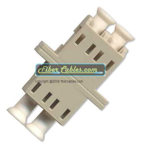Fiber Optic Adapter - LC to LC - Multimode - Duplex
