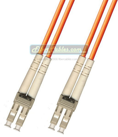 OM2 - Multimode (50/125) - Duplex - Fiber Optic Cable - LC to LC