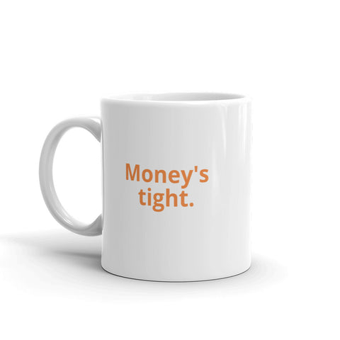 MTRJ - Money's Tight Reterminate Jackass Mug - Multimode