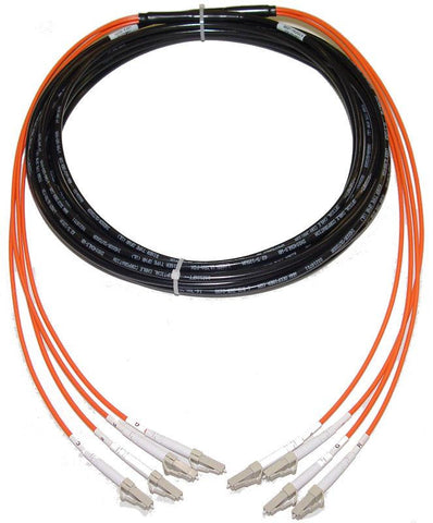 LC-LC Singlemode (9/125) Indoor Outoor Fiber Cable for Black Magic ATEM TV SDI