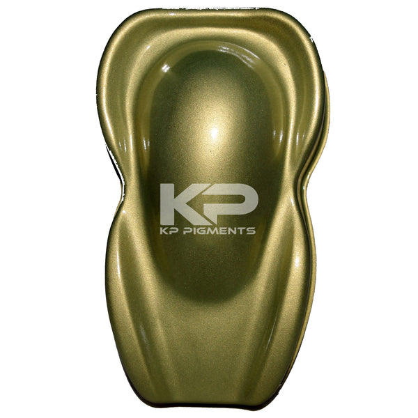 Olive Gold ColorShift Pearl, Candy Pearl - Pearls For Dip, KP Pigments™ - 1