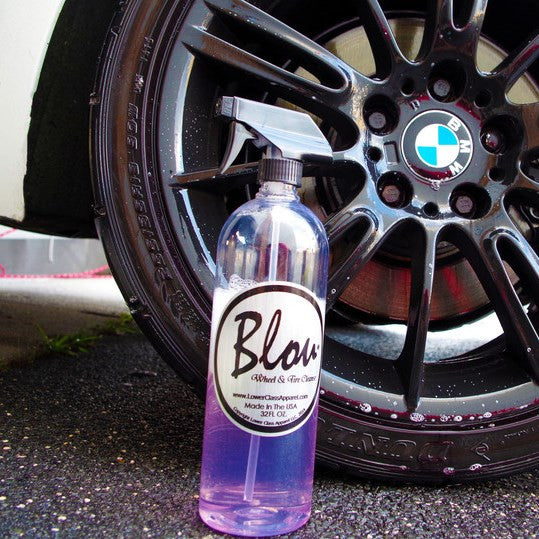 Blou Wheel and Tire Cleanse, Blou - Blou, KP Pigments™ - 1