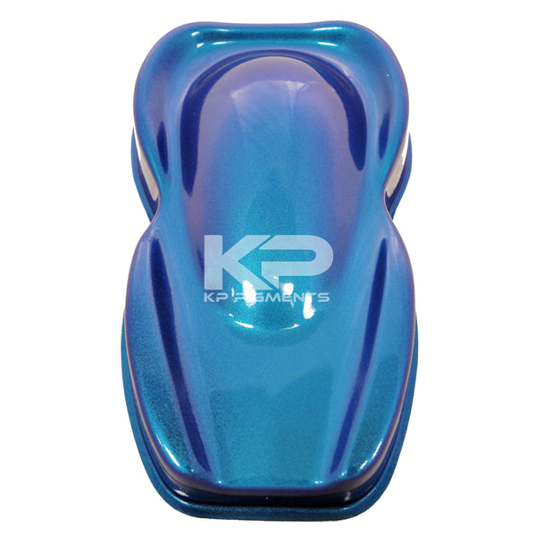 Barbados Blue ColorShift Pearl, Candy Pearl - Pearls For Dip, KP Pigments™ - 1
