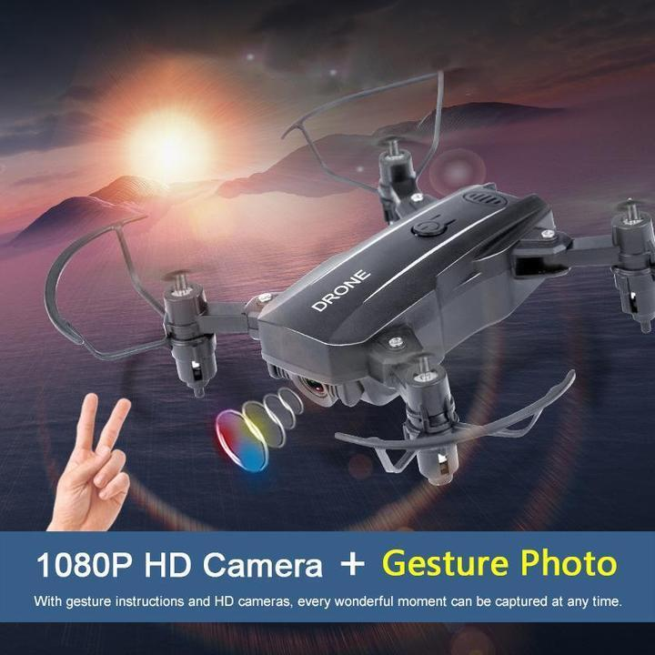 Foldable FPV WiFi RC Quadcopter Remote Control Drone
