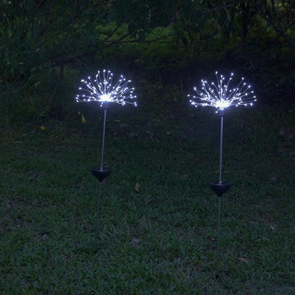 LED Solar Dandelion Lights