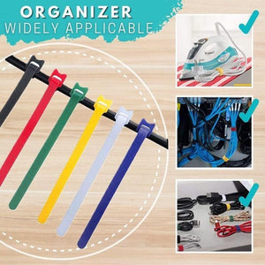 Reusable Cable Ties (50/100pcs)