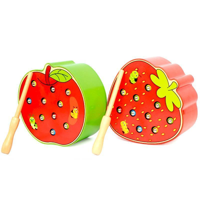 Strawberry Catching Bug Toy(BUY 1 GET 2ND 10% OFF)