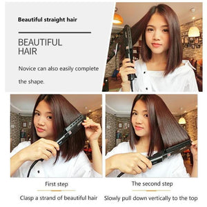 BaByTIless®Ceramic Tourmaline Ionic Flat Iron Hair Straightener