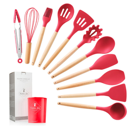Ultimate Culinary Kitchen Utensil Set 12Pcs