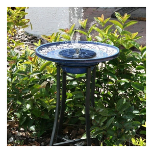 Solar Garden Fountain (Save 50% OFF)