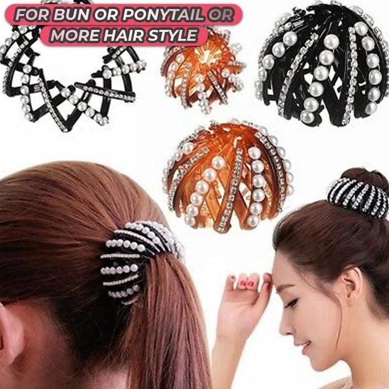 Crystal Glitter Hair Claw [50% OFF TODAY ONLY]