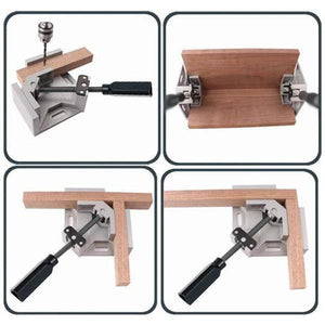 Woodworking Clamp Tool Triangle 90 Degree Fixture (Order Today and Save 50%)
