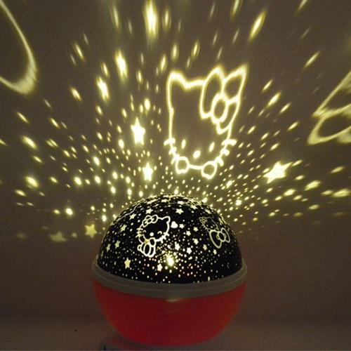 Rotating Night Light Projector (50% Off - Today Only)