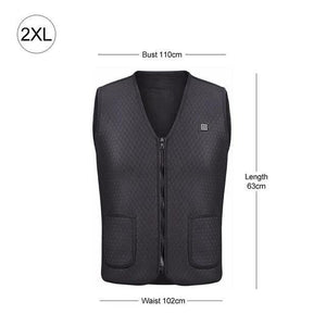 EasyCosy Battery Powered Heating Vest
