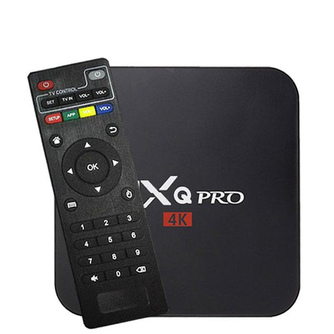 Tv Box - MXQ Pro 4K Ultra Hd Android 7.1 8 GB