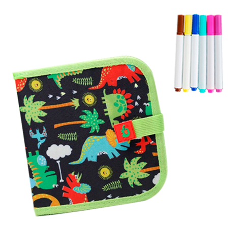 CADERNO MÁGICO CLEARKIDS®