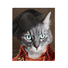 Load image into Gallery viewer, The Soldier - Custom Pet Canvas