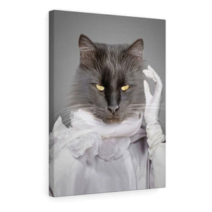 Femme Fatale - Custom Pet Canvas